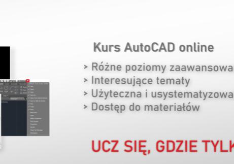 Kurs AutoCad